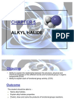 Chapter 5 Alkyl Halides