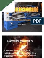 PROCESOS DE CONFORMADO
