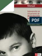manual situacion desprotección infantil