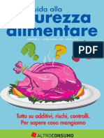 Altroconsumo - Guida Sicurezza Aliment Are