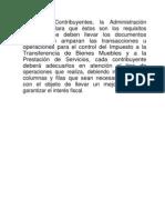 Modelos de Documentos MH
