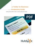How%2bto%2bUse%2bTwitter%2bfor%2bBusiness%2b2011 HubSpot Final