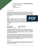 2009 Programas de Apoyo Al Empleo
