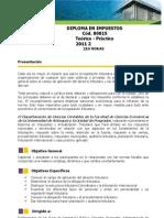 Diplomado Impuestos 2011 UdeA