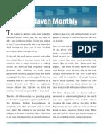 Market Haven Monthly Newsletter - July 2011