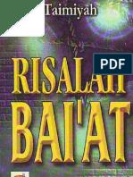Risalah Ba'Iat Ibnu Taimiyah