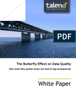 Talend WP Butterfly Effect DQ