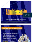 Administración Curso 1