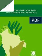 Las Mancomunidades Municipales en Bolivia (2009)