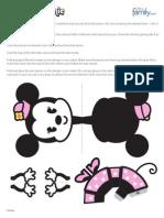 Minnie 3D Cutie