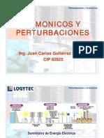 Perturbaciones y Armonicos PDF