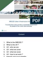 Sustainable Cities Presentation_2 WBCSD UII