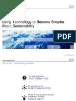 Sustainable Cities Presentation_8 IBM