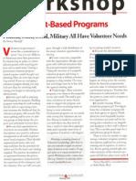 Gov Based Programs