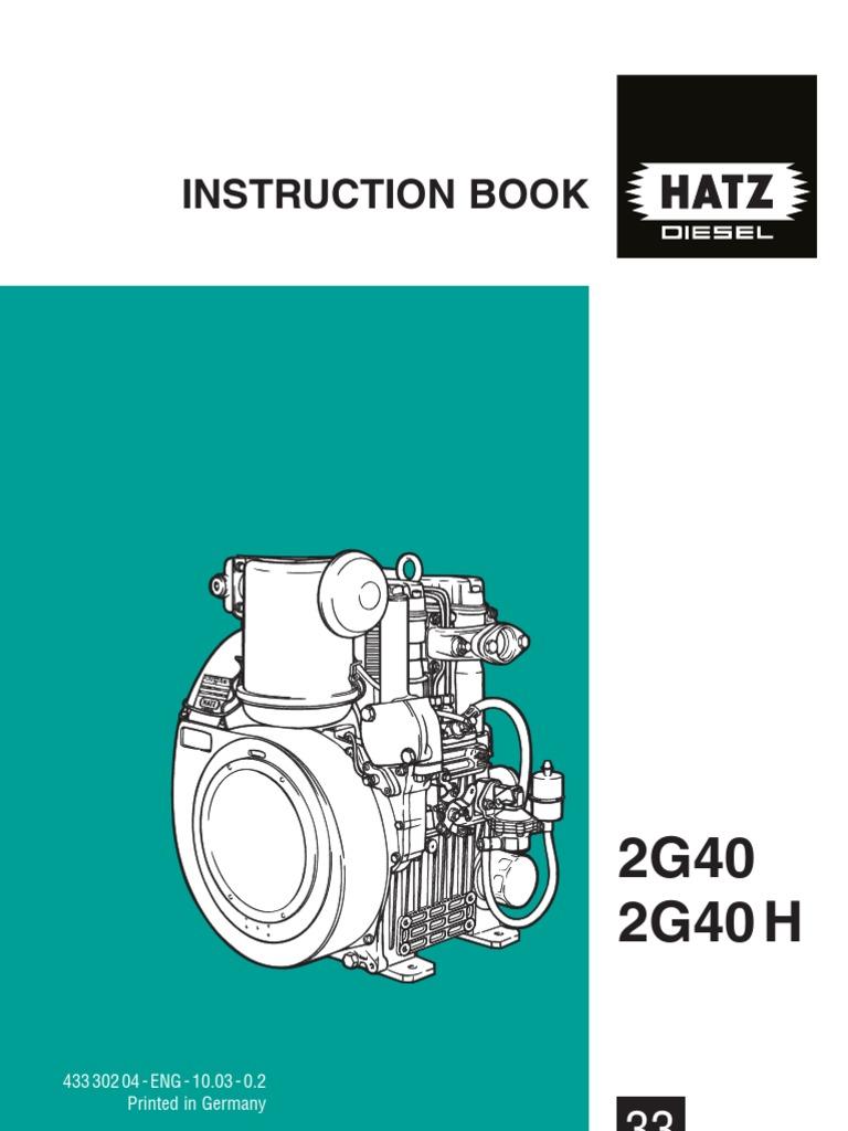 ba 2g40 englisch safety diesel engine rh scribd com