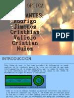 Presentación FIBRA  OPTICA