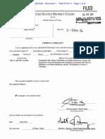 Jesus Chavez Affidavit