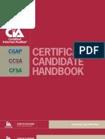 CIA Handbook