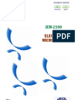 JEM 2100 Manual