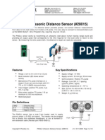 Sensor Ping