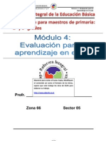 Productos RIEB Modulo 4