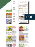 Catalogo cursos educadores