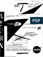 Saturn SA-2 Flight Evaluation