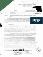 Technical Information Summary Concerning Saturn Vehicle SA-2