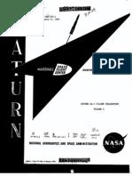 Saturn SA-3 Flight Evaluation Volume I