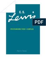 C. S. Lewis - Cristianismo Puro e Simples Completo