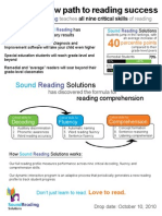 Sound Reading Solutions One-Pager