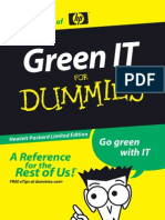 Green It for Dummies Special Edition