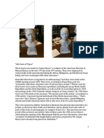 Ethnographic Busts at the Haffenreffer Museum