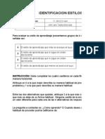 Formato Identificacion Estilos de Aprendizaje Final 2