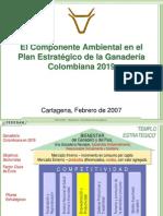 Plan Estrategico de Ganaderia Colombiana