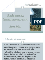 Ralstonia solanacearum