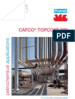 CAFCO Topcoat 200 Petro Data Sheet - D032-0209