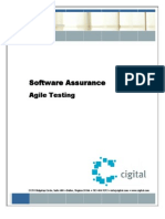 Cigital White Paper - Agile Testing