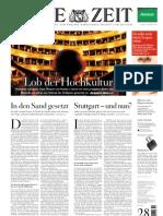 Beautiful Die Zeit 10 Dezember 2015