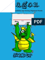 Dragon Binder Cover