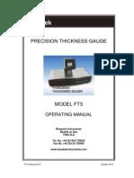 PTG Manual V2.0