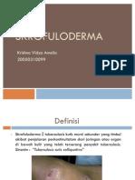 Skrofuloderma (RPS)