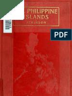 Atkinson, F. (1905). Philippine Islands, The