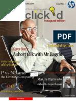Clickd Inaugural Edition