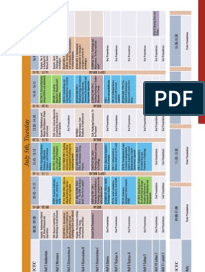 Programme Psy Congress Istanbul Attachment Theory Psychology