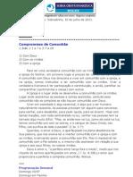 Boletim Iceresgate.com.Br 2011-07-10