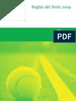 Reglas Del Tenis Itf 2010