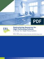 restruktuiranje resursa