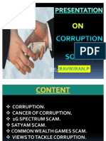 Ppt on Corruption