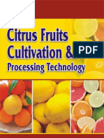 CITRUS FRUITS CULTIVATION & PROCESSING TECHNOLOGY